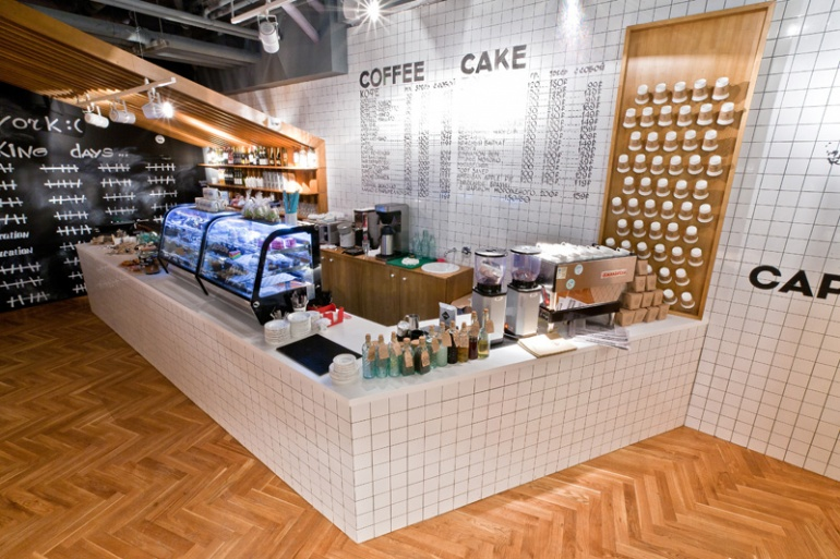 Кафе The Coffee Cake Cafe в Нижнем Новгороде