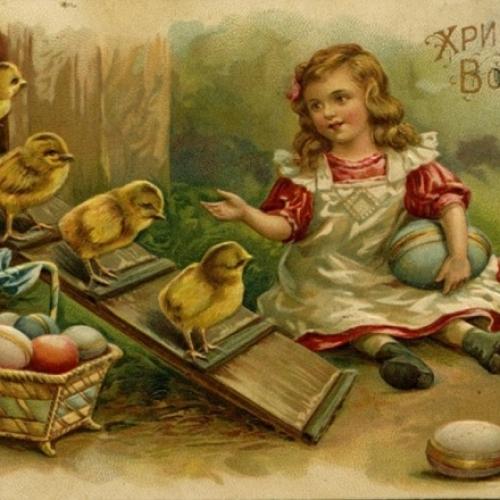 Пасхальные традиции в русской литературе