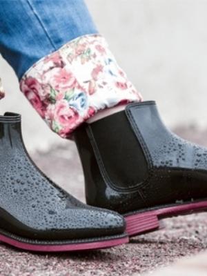 Ищем красивые резиновые сапоги российского производства