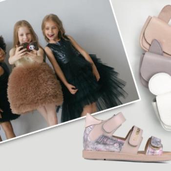 Сама нежность! Топ-3 российских брендов для стильных девочек