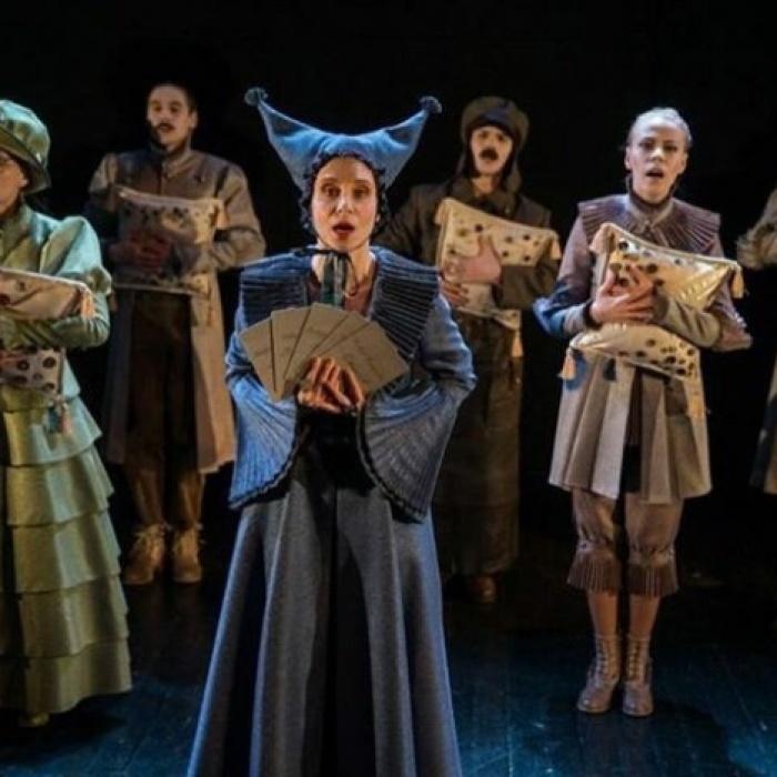 Постскриптум: о театре с любовью