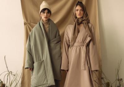Модные пальто российских производителей