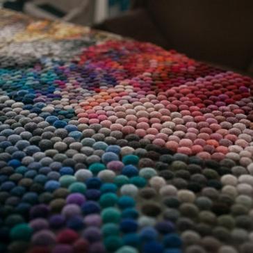 Home&House: уникальное ателье ковров ручной работы