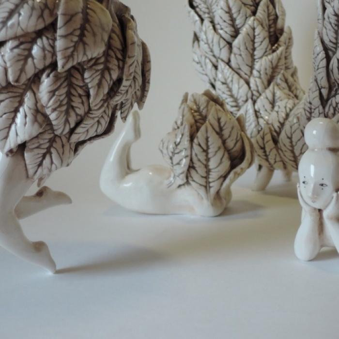 Керамика художницы Natasha Savinova